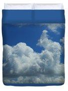Rabbit Cloud Duvet Cover