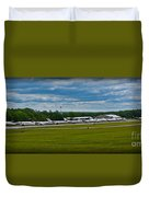 Race Week 2014 Pocono Airport  Duvet Cover