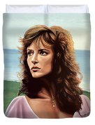Rachel Ward Duvet Cover