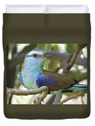 Racket Tailed Roller Duvet Cover