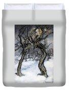 Rackham: Whisper Trees Duvet Cover