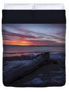 Radiant Rise Duvet Cover