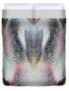 Radiant Seraphim Duvet Cover by Christopher Gaston