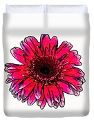 Radiant Sketch Duvet Cover