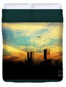 Raf Bomber Command  Duvet Cover