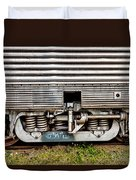 Rail Support Duvet Cover