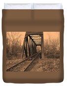 Railbridge Duvet Cover