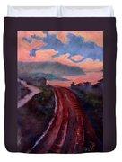 Railroad Duvet Cover