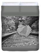 Rails Duvet Cover