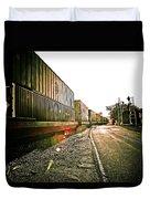 Railway Duvet Cover