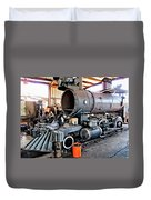 Railyard 13 Duvet Cover