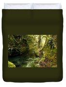 Rain Forest 2 Duvet Cover