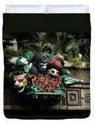 Rain Forest Cafe Signage Downtown Disneyland 03 Duvet Cover