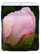 Rain Kissed Duvet Cover