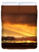 Storm At Dusk 2am-108330 Duvet Cover
