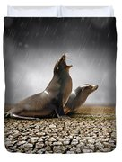 Rain Relief Duvet Cover