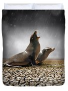 Rain Relief Duvet Cover