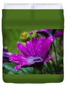 Rain Shower Duvet Cover
