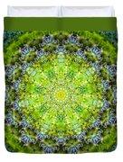 Lluvia Mandala Duvet Cover