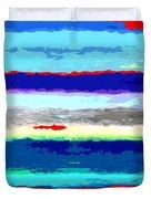 Rainbow 5 Duvet Cover