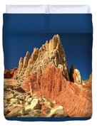 Rainbow Ridge Duvet Cover