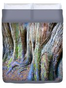 Rainbow Tree Duvet Cover