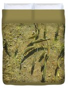 Rainbow Trout Art Prints Fish Fishing Fishermen Duvet Cover