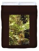 Rainforest Color Duvet Cover