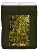 Rainforest Colors Duvet Cover