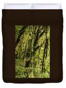 Rainforest Vines Duvet Cover