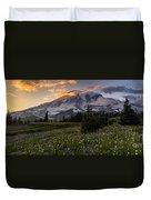Rainier Meadows Splendor Duvet Cover