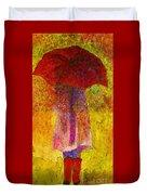 Raining Sunshine Duvet Cover