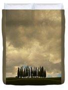 Rainy Day In Toskany Duvet Cover