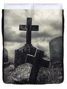 Raising The Dead Duvet Cover