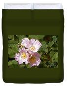Rambling Rose 3 Duvet Cover