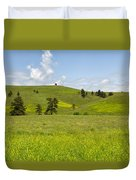 Rangelands Of Custer State Park Duvet Cover