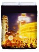 Ranger Carousel Duvet Cover