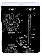 Ratchet Wrench Patent Duvet Cover