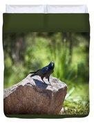Raven Rock Duvet Cover