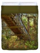 Ravine State Gardens Palatka Florida Duvet Cover