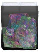 Raw Opal Duvet Cover