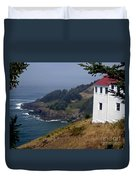 Raw Powerful Beauty Duvet Cover