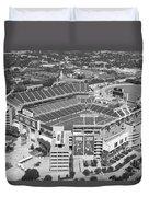 Raymond James Stadium Tampa Duvet Cover