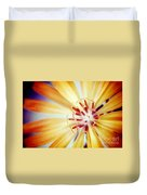 Rays Of Joy - S01-21at1c Duvet Cover