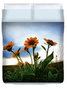Reach To The Heavens Duvet Cover