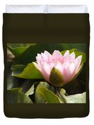 Reaching Lily Duvet Cover