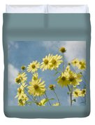 Reaching To The Sun Duvet Cover