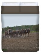 Ready The Ground 1 Duvet Cover