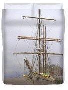 Ready To Board Duvet Cover