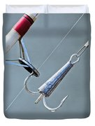 Ready To Fish Duvet Cover